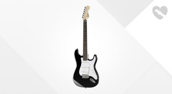 """Take the """"IS IT GOOD FOR ME"""" test for """"Fender Squier Bullet Strat RW BK"""", read the reviews and join the community!"""
