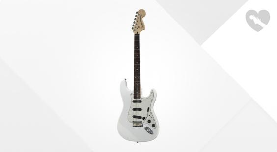 """Take the """"IS IT GOOD FOR ME"""" test for """"Fender Squier Deluxe Hot Rail Strat O"""", read the reviews and join the community!"""