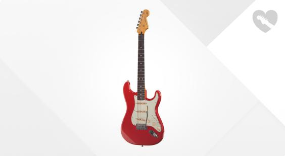 """Take the """"IS IT GOOD FOR ME"""" test for """"Fender Squier Simon Neil Stratocaster"""", read the reviews and join the community!"""