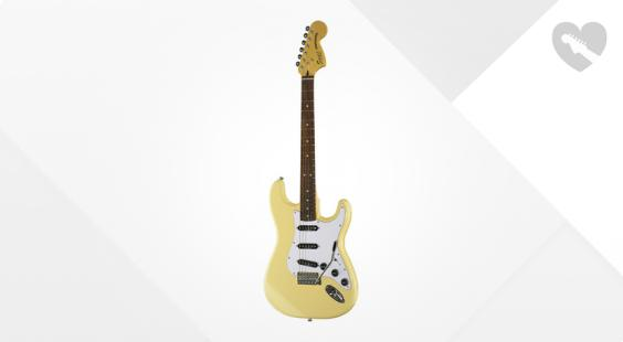 """Take the """"IS IT GOOD FOR ME"""" test for """"Fender Squier Vint. Mod. 70 Strat VW"""", read the reviews and join the community!"""