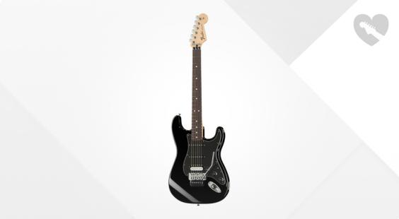 """Take the """"IS IT GOOD FOR ME"""" test for """"Fender Std Strat HSS Floyd RW BLK"""", read the reviews and join the community!"""
