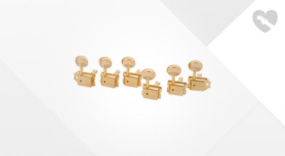 Full preview of Fender Vintage Tuning Machines GD