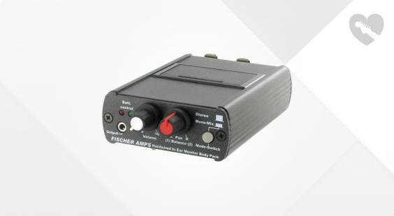 Full preview of Fischer Amps In-Ear Monitor BP