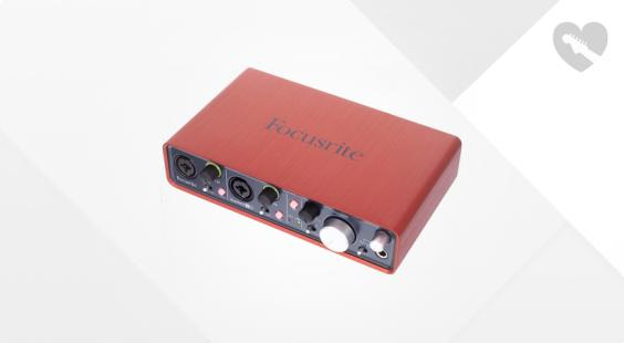 "Take the ""IS IT GOOD FOR ME"" test for ""Focusrite Scarlett 2i4"", read the reviews and join the community!"
