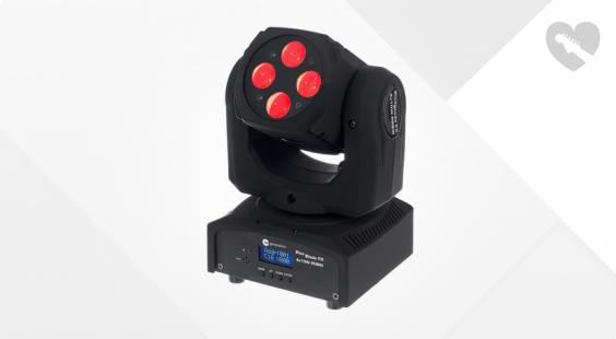 Full preview of Fun Generation PicoBlade FX 4x10W RGB B-Stock