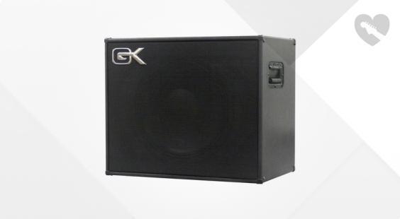 Full preview of Gallien Krueger CX 115 Bass Cabinet