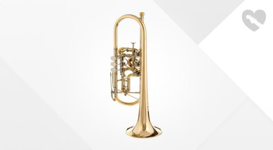 Full preview of Gerd Dowids BZ-Series C-Trumpet