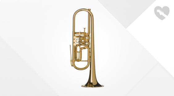 Full preview of Gerd Dowids BZ-Series GL72 GP Bb-Trumpet