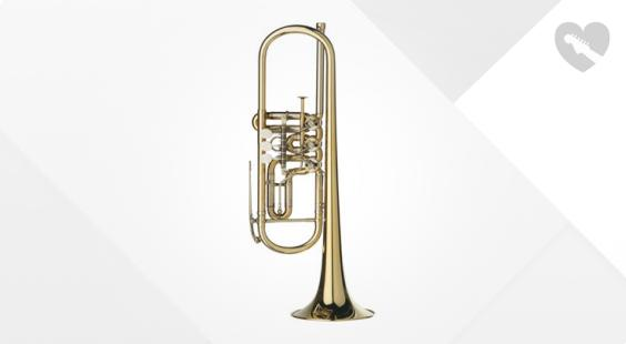 Full preview of Gerd Dowids BZ Series GL 72 Bb-Trumpet
