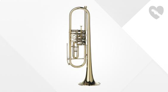 Full preview of Gerd Dowids NB-Series Bb-Trumpet
