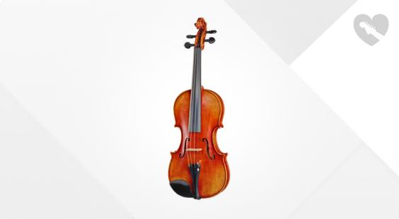 Full preview of Gewa Maestro 45 Guarneri Violin