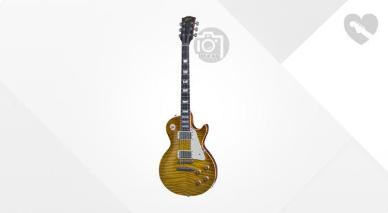 Full preview of Gibson Ace Frehley LP 1959 VOS