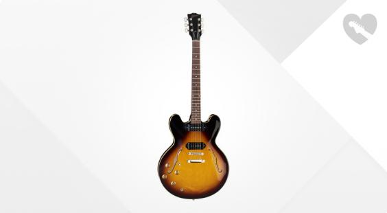 Full preview of Gibson ES-335 Dot P90 VB LH