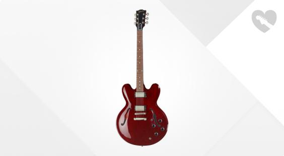 "Take the ""IS IT GOOD FOR ME"" test for ""Gibson ES-335 Studio Wine Red"", read the reviews and join the community!"