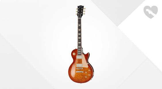 Full preview of Gibson ES-Les Paul Standard L B-Stock