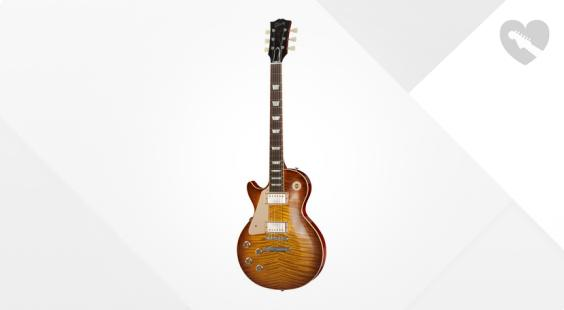 Full preview of Gibson Les Paul 60 IT VOS LH HPT