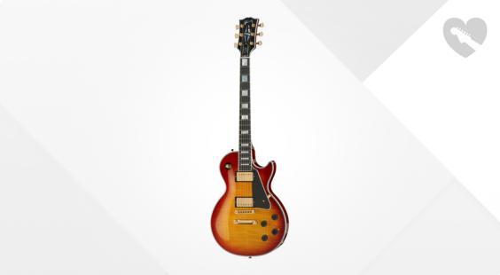 Full preview of Gibson Les Paul Custom Figured HCS