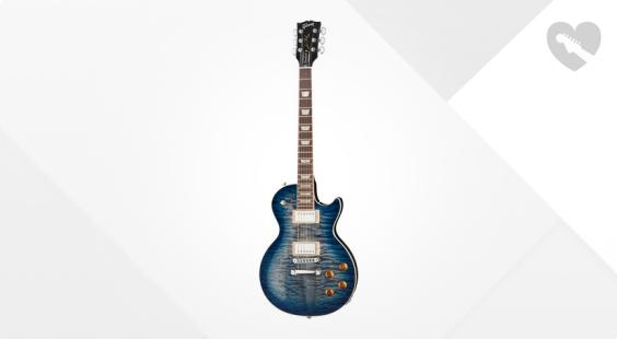 Full preview of Gibson LP Std Premium Quilt OWP