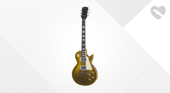 Full preview of Gibson True Historic LP 57 Goldtop
