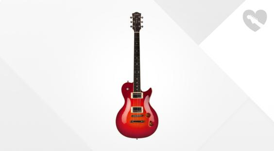 Full preview of Godin Summit Classic HB Cherryburst