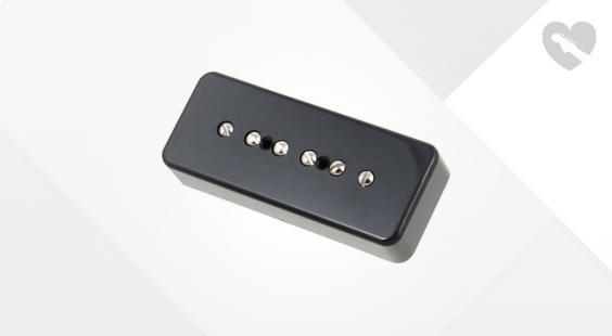 Full preview of Gotoh P90 BK