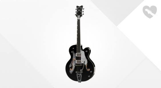 Full preview of Gretsch G6136TSL Silver Falcon