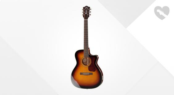 Full preview of Guild OM-140CE SB Westerly