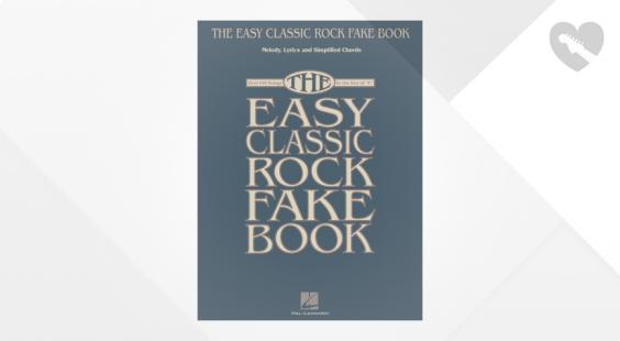 Full preview of Hal Leonard Easy Classic Rock Fake Book