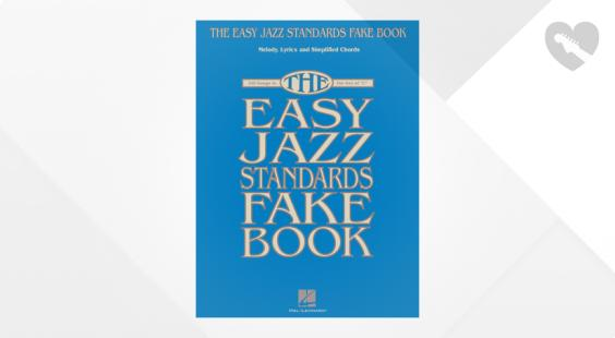 Full preview of Hal Leonard Easy Jazz Standards Fake Book