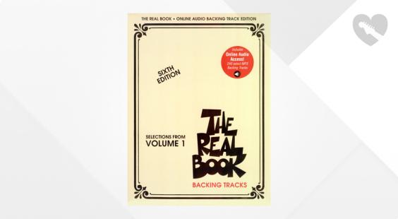 Full preview of Hal Leonard Real Book Backing Tracks Vol.1