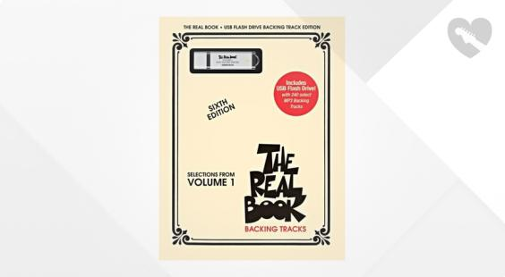 Full preview of Hal Leonard Real Book USB Play-Along