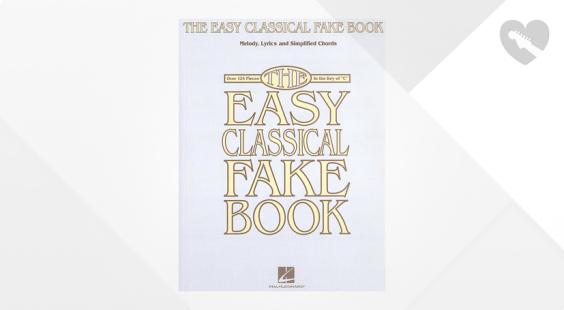 Full preview of Hal Leonard The Easy Classical Fake Book