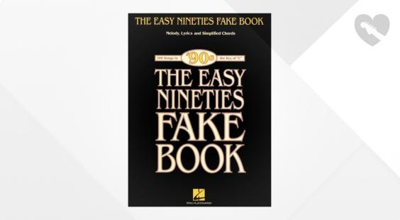 Full preview of Hal Leonard The Easy Nineties Fake Book