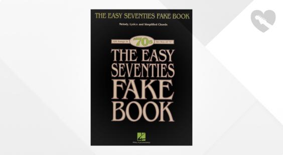 Full preview of Hal Leonard The Easy Seventies Fake Book