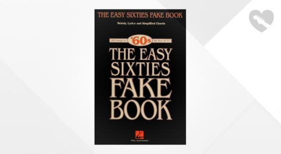Full preview of Hal Leonard The Easy Sixties Fake Book