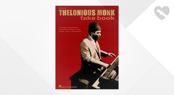 Full preview of Hal Leonard Thelonious Monk Fake Book
