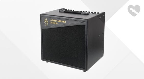 Full preview of Harley Benton AC PRO 60