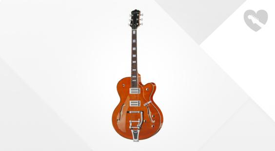 "Take the ""IS IT GOOD FOR ME"" test for ""Harley Benton BigTone Vintage Orange"", read the reviews and join the community!"