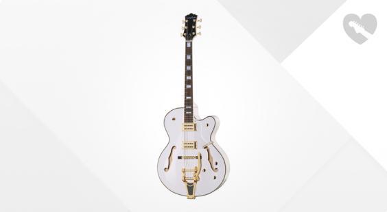 Full preview of Harley Benton BigTone Vintage White