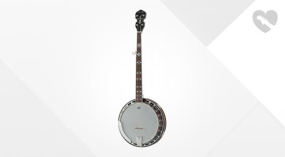 Full preview of Harley Benton BJ-55Pro 5 String Banjo