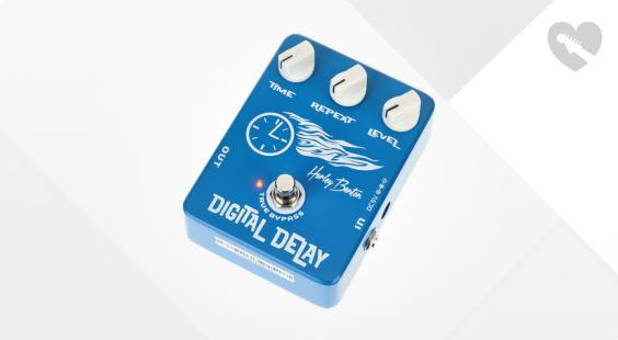 """Take the """"IS IT GOOD FOR ME"""" test for """"Harley Benton Digital Delay"""", read the reviews and join the community!"""