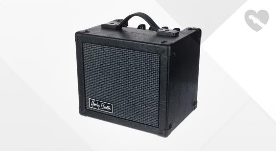 Full preview of Harley Benton HB-15GXD JamBox