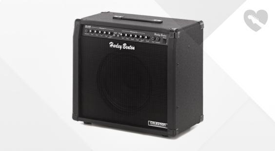 Full preview of Harley Benton HB-80R
