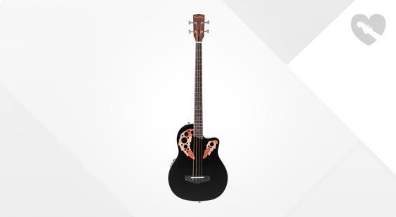 Full preview of Harley Benton HBO-850 Bass Black