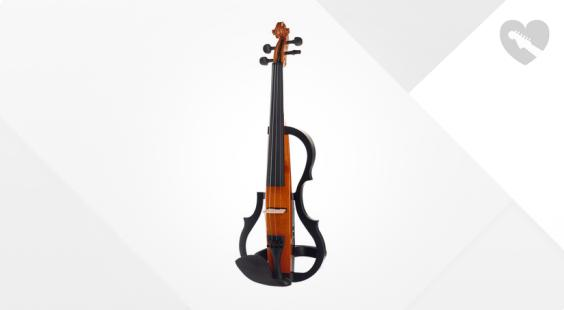 Full preview of Harley Benton HBV 990AM Electric Violin