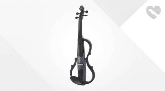 Full preview of Harley Benton HBV 990BF 4/4 Electric Violin