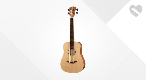 Full preview of Harley Benton Kahuna CLU-Bass Ukulele
