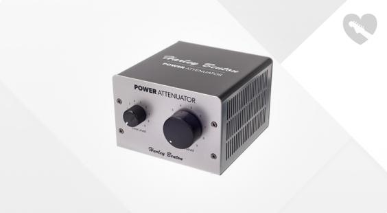 Full preview of Harley Benton Power Attenuator