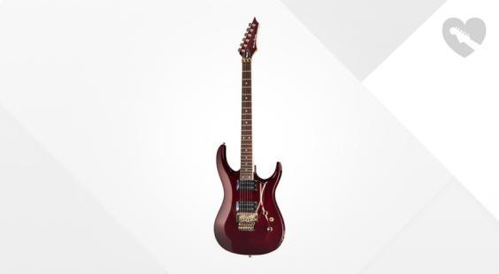 Full preview of Harley Benton S-620 TR Rock Series