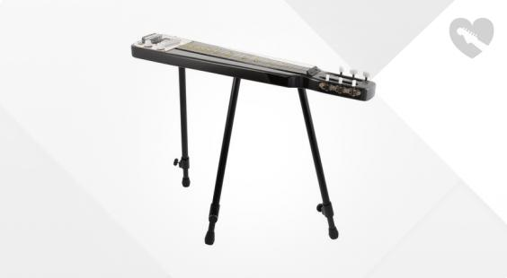 """Take the """"IS IT GOOD FOR ME"""" test for """"Harley Benton Slider II Lap Steel w/Stand"""", read the reviews and join the community!"""